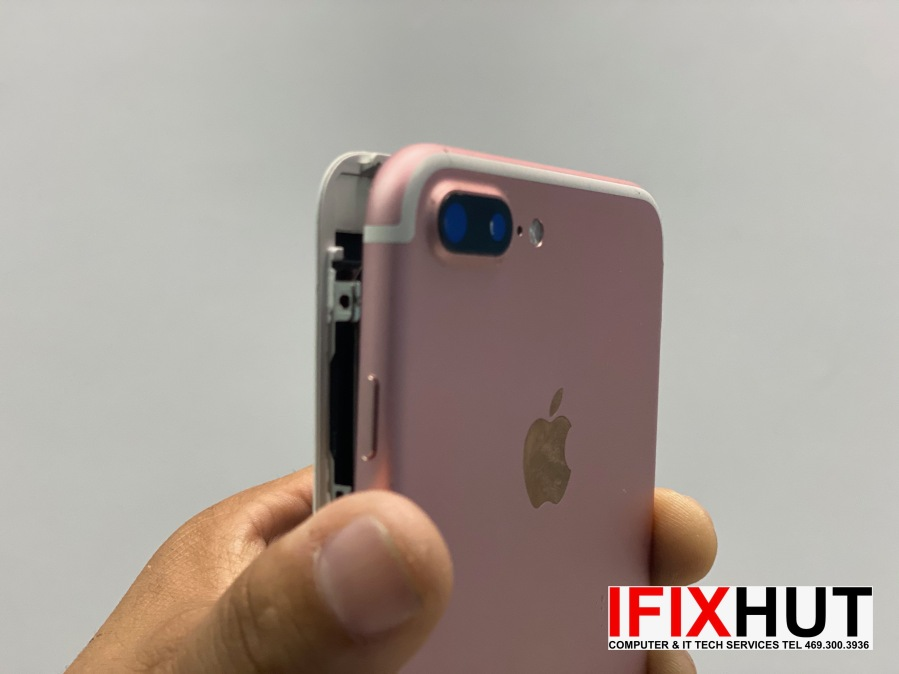 Apple iPhone physical damage repair McKinney Texas