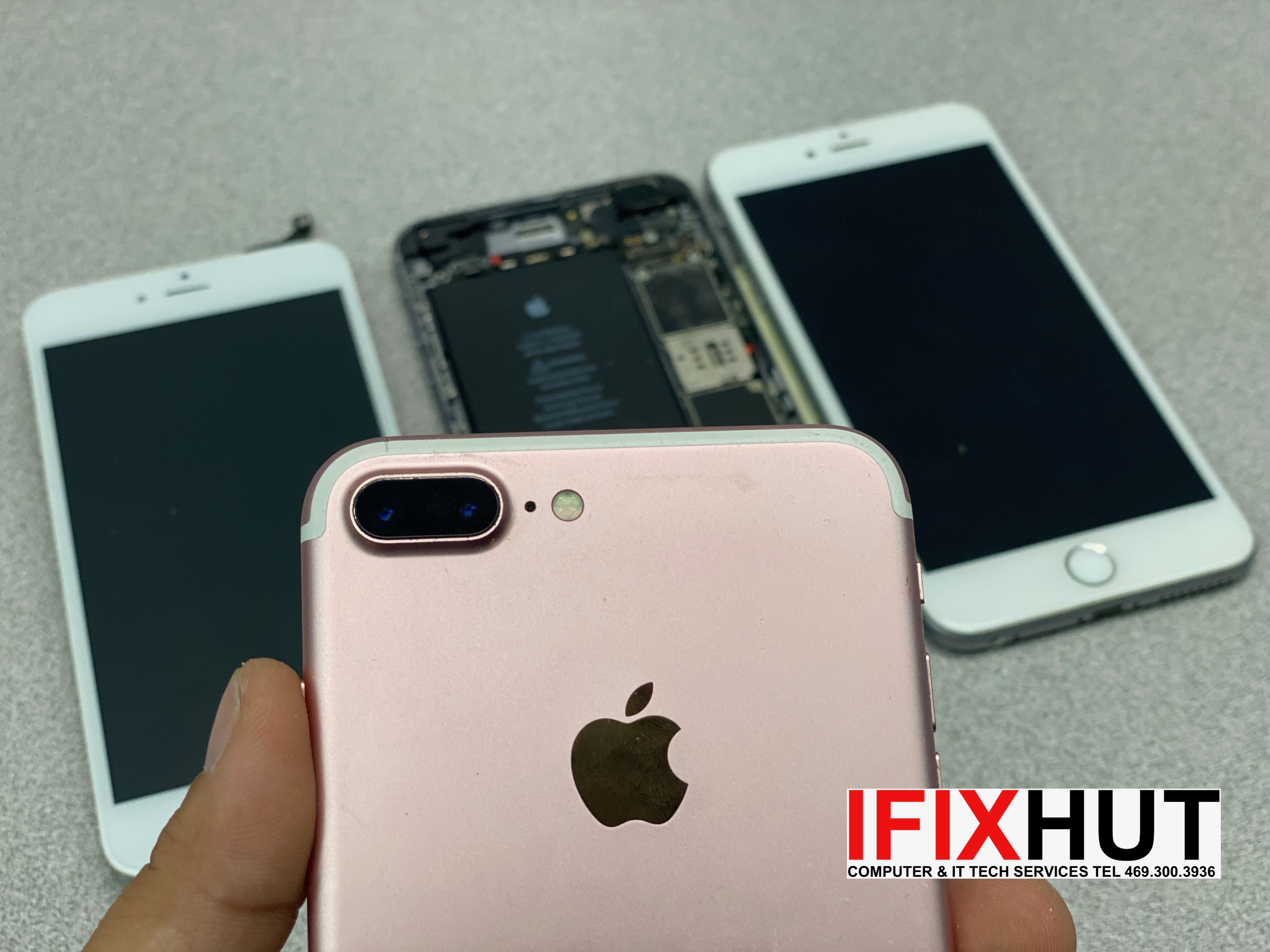 iPhone repair service McKinney Texas