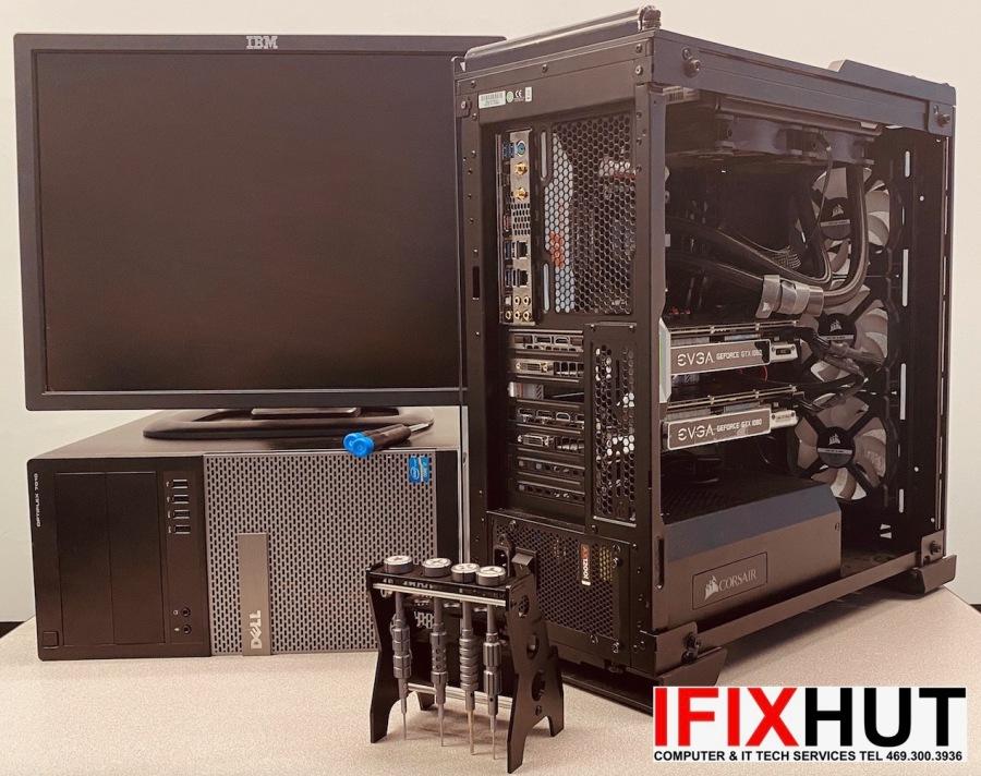 Gaming Desktop Computer Repair McKinney