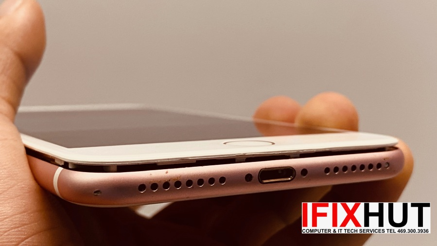 Apple iPhone charging port repair McKinney