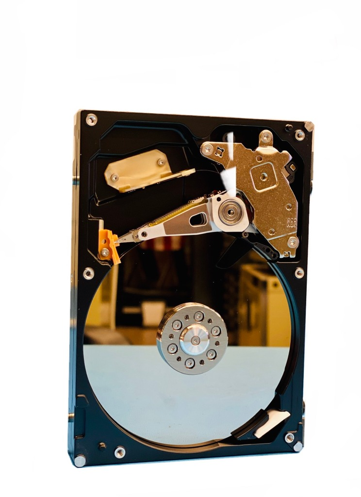 Hard disk drive internal data recovery