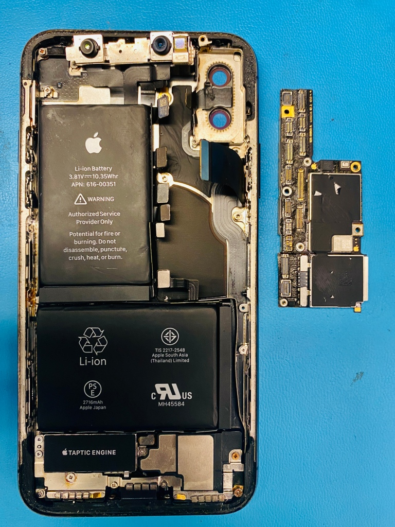 iPhone data recovery and logic board repair McKinney Texas