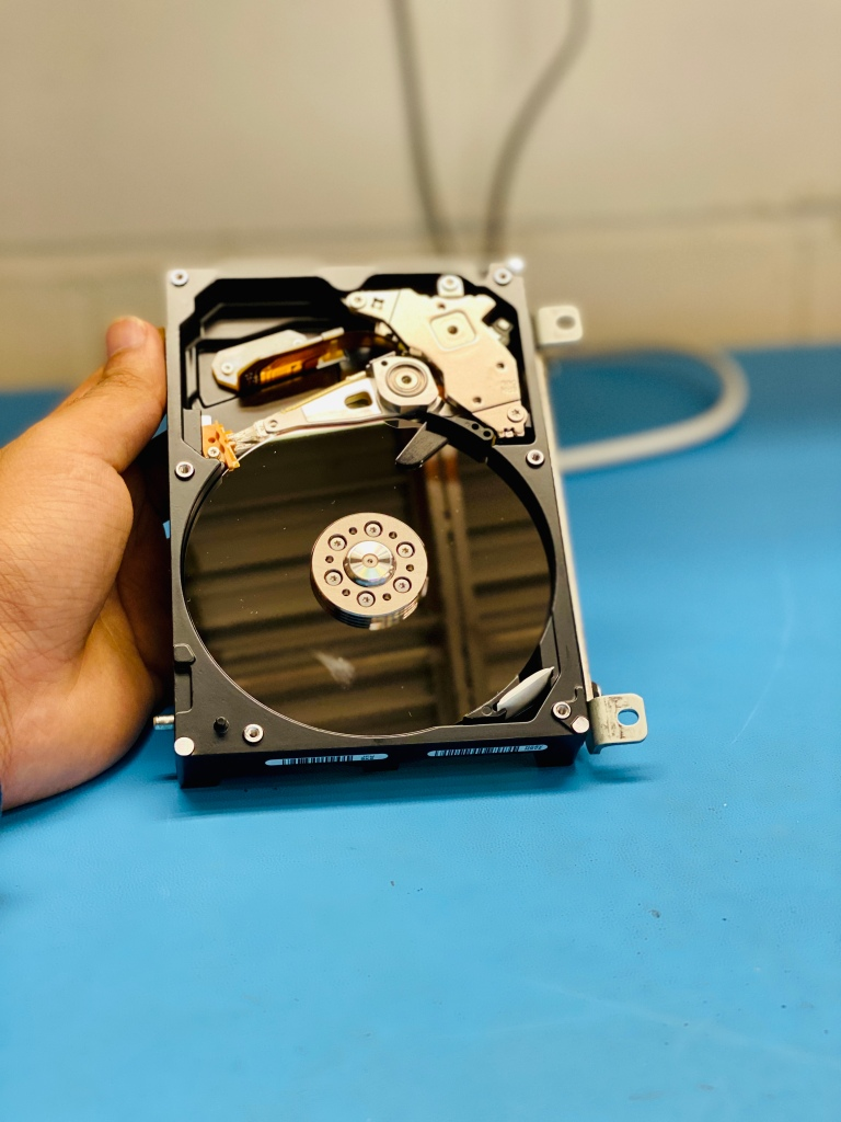 Computer hard drive data recovery Princeton Texas