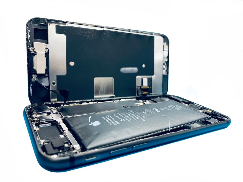 iPhone expanded battery replacement service McKinney Texas