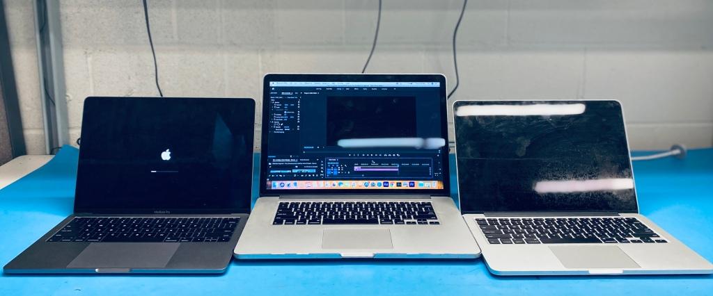 Apple Macbook pro repair Denton Texas