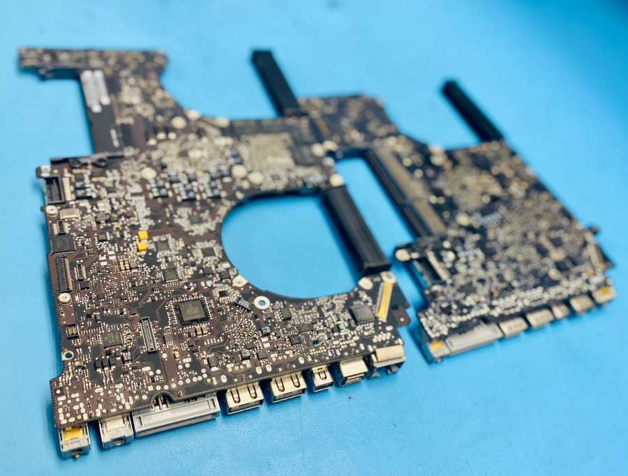 Apple mac logic board repair service near McKinney