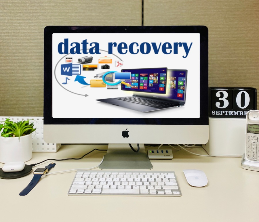 Apple desktop computer data recovery McKinney Texas