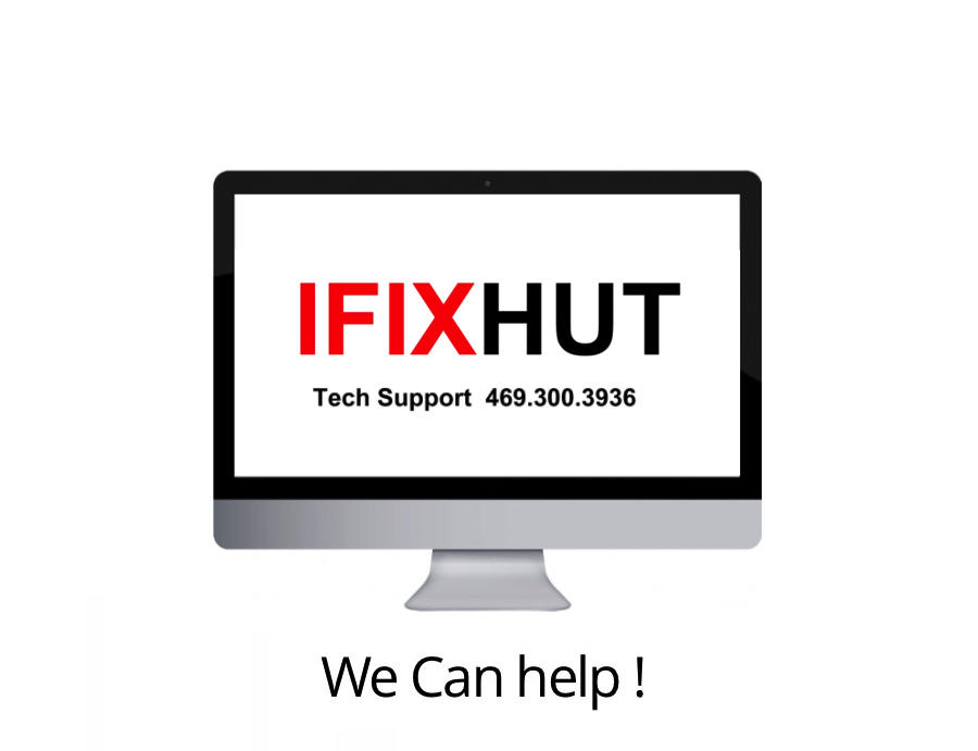iMac repair at ifixhut