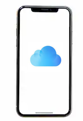 Apple iPhone X data backup and icloud service