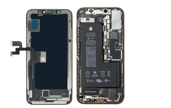 Apple iPhone X LCD replacement service