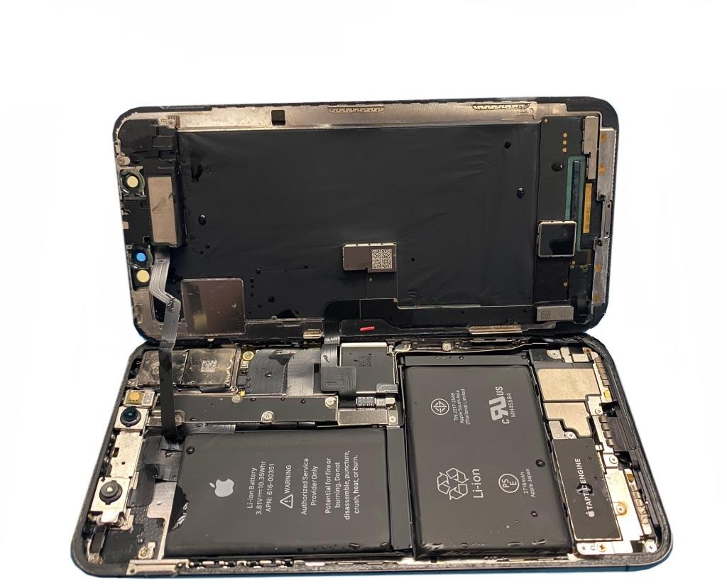 iPhone X water damage board repair