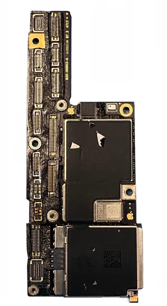 Apple iPhone X water damage logic board repair McKinney Texas