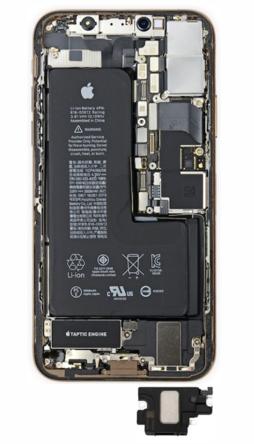 iPhone X loud or ringer speaker repair service McKinney Texas