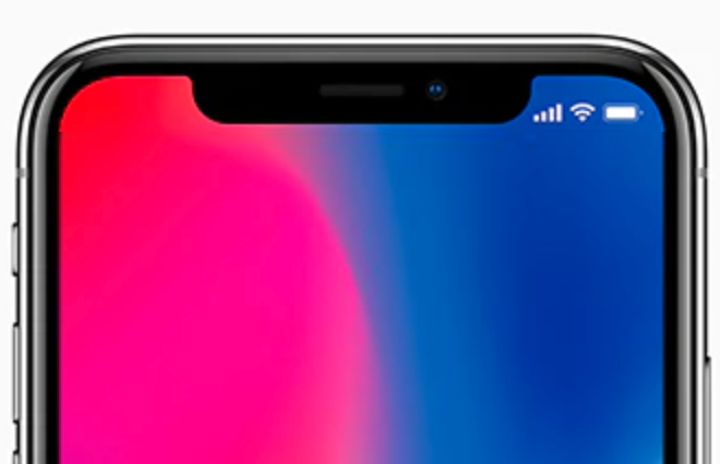 Apple iPhone X proximity sensor repair and replacement McKinney Texas