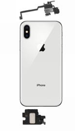 iPhone X earpiece speaker and loud speaker repair service