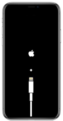 Apple iPhone X stuck at apple logo repair McKinney Texas