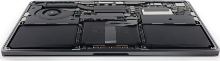 Apple laptop bottom case replacement service near McKinney Texas