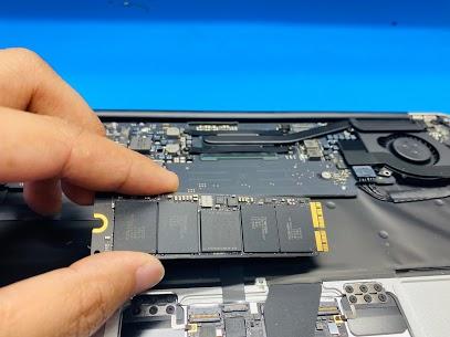 Apple laptop MacBook Air SSD Upgrade Service McKinney Texas