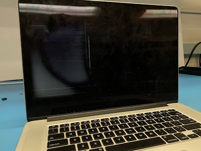 laptop screen repair service near mckinney, allen, plano, frisco. cracked screen, broken screen, screen not working repair.