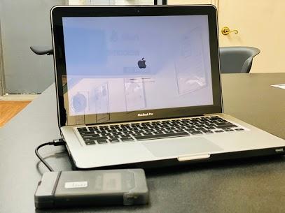 MacBook OS configuration, Mac stuck on Apple logo repair service near McKinney Texas