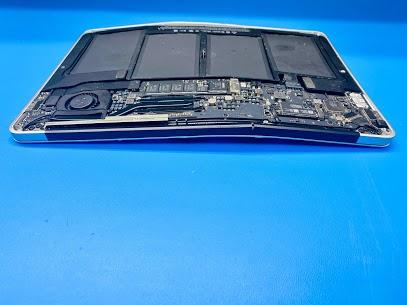 Cracked or damaged macbook repair mckinney, plano, frisco, allen Texas macbook repair mckinney