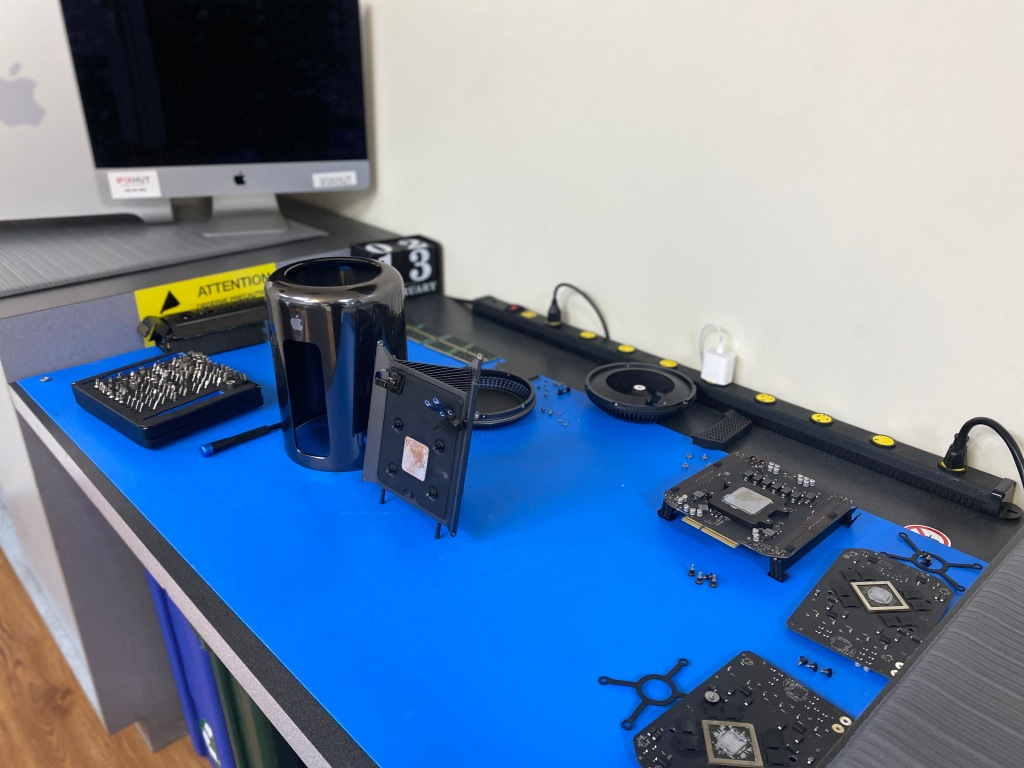 Apple desktop computer Mac Pro Repair GreenVille texas