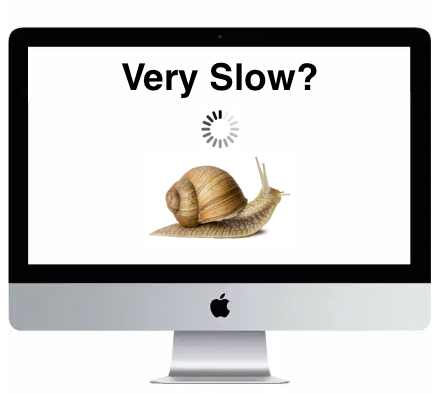 Slow Mac repair McKinney
