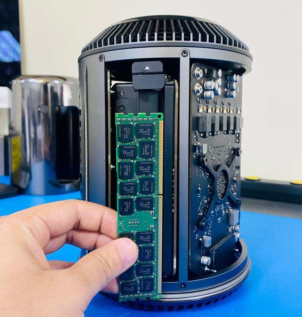 Mac Pro Ram memory upgrade Allen Texas
