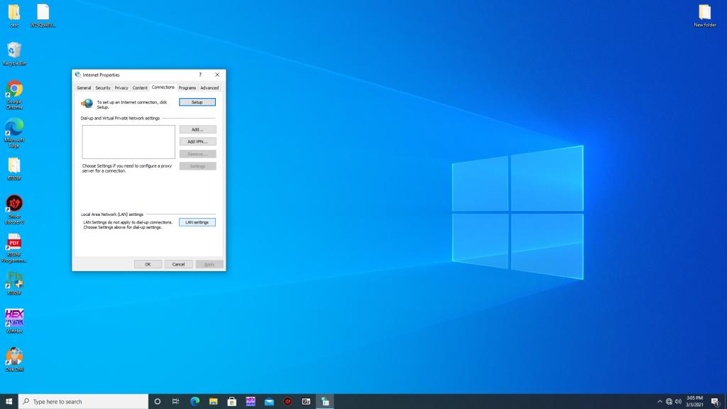 Windows update error failed